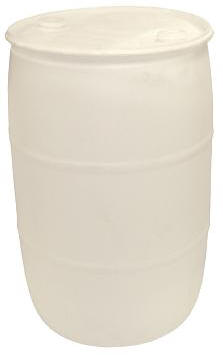 Baril plastique 45 gallons