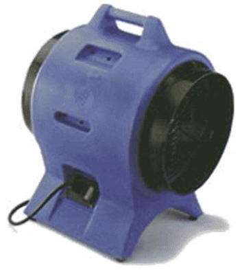 Fans | Air Movers | Air Scrubbers | Exhaust Fans